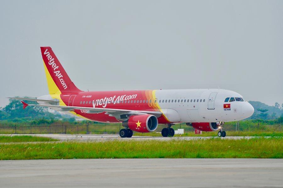 越南航空全部停止飛往中國