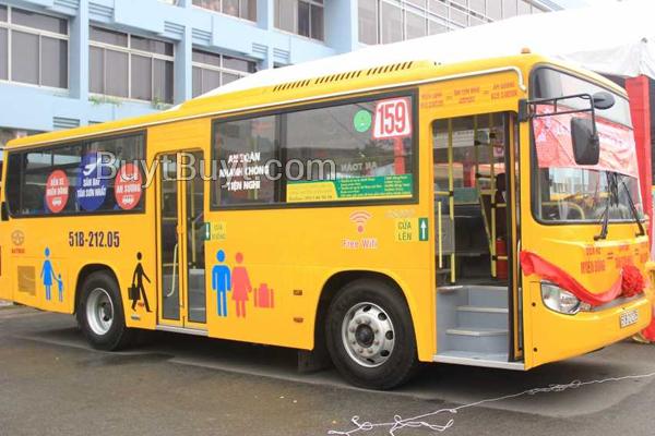 Xe buýt 159 Tân Sơn Nhất