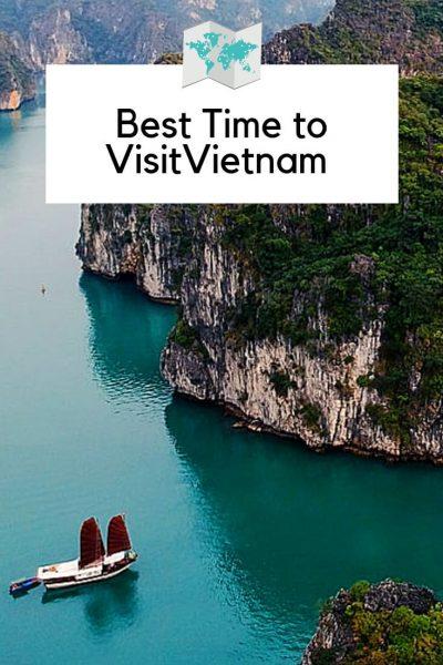 best time to travel vietnam