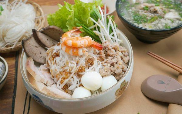 món ngon phổ biến Sài Gòn