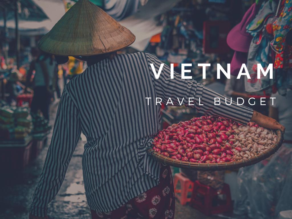 Vietnam travel budget