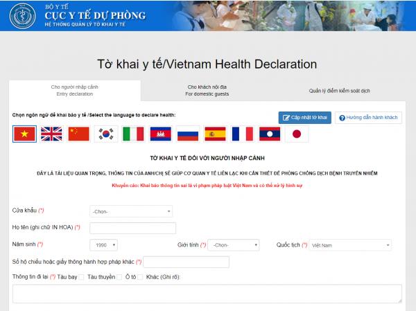 Einwanderung nach Vietnam