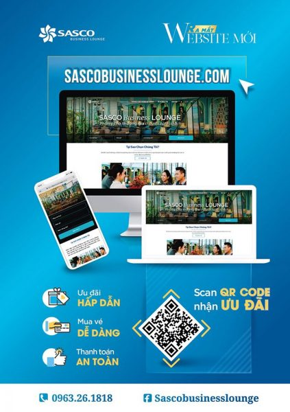 Sasco business lounge